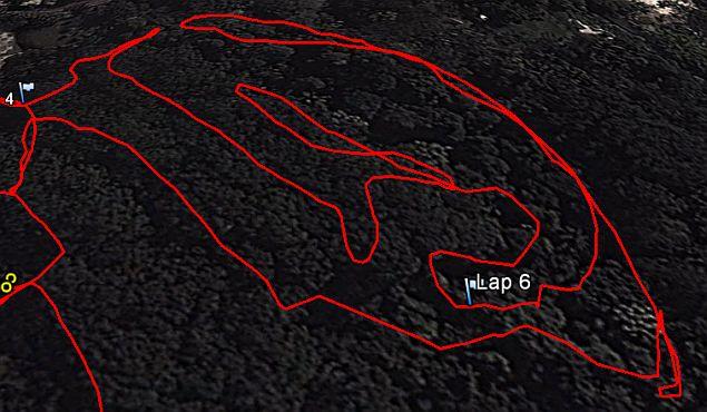 mapa trilha pq municipal guarapiranga
