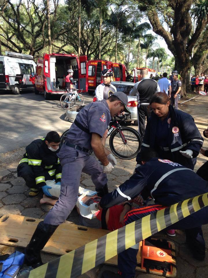 16 usp 3 ambulancias