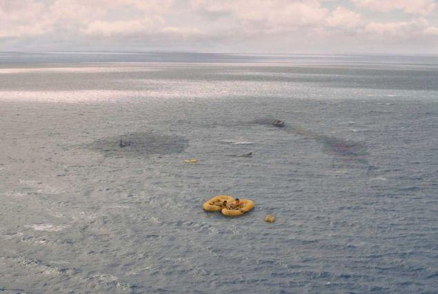 invencivel naufrago